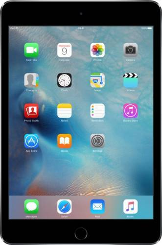 imagine 0 Tableta Apple iPad Mini 4 Wi-Fi + Cellular 128GB Space Gray mk762hc/a