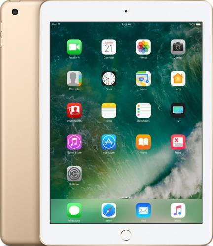imagine 0 Tableta Apple iPad Wi-Fi 32GB Gold MPGT2FD/A