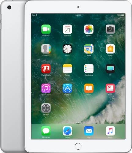 imagine 0 Tableta Apple iPad Wi-Fi 32GB Silver mp2g2