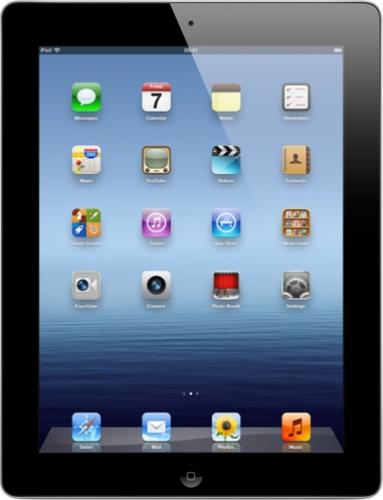 imagine 0 Apple iPad 3 16GB Wi-fi 4G Black noul ipad wi-fi + 4g 16gb black