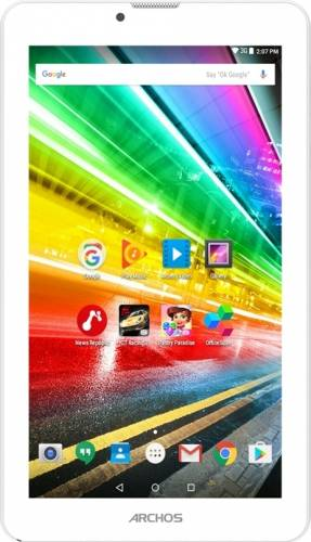 imagine 2 Tableta Archos Access 7 8GB Dual Sim 3G Android 7.0 Platinum ARCHOS Access 70 3G