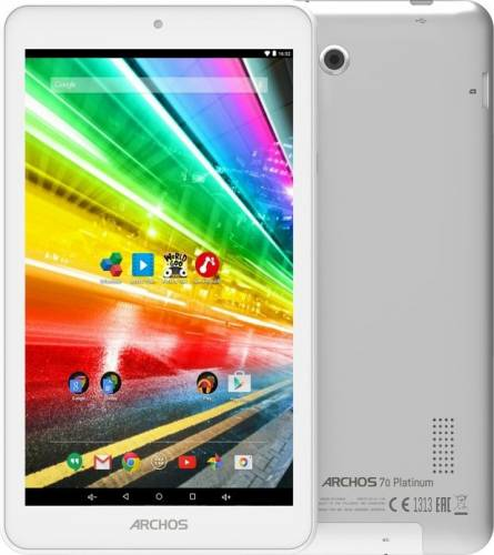 imagine 0 Tableta Archos Access 7 8GB Dual Sim 3G Android 7.0 Platinum ARCHOS Access 70 3G