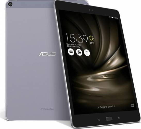 imagine 0 Tableta Asus ZenPad 3S 10 Z500KL 32GB Android 6.0 4G Silver Grey z500kl-1a019a