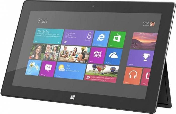 imagine 0 Tableta Refurbshed Microsoft 1516 Surface RT Nvidia Tegra 3 10.6 64GB RT1516