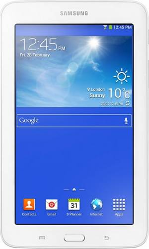 imagine 0 Tableta Samsung Galaxy Tab 3 Lite T116 Value Edition 8GB 3G Android 4.2 White sm-t116ndwarom