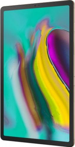 imagine 1 Tableta Samsung Galaxy Tab S5e T725 2019 10.5inch 64GB 4G WiFi Android 9.0 Gold sm-t725nzdarom