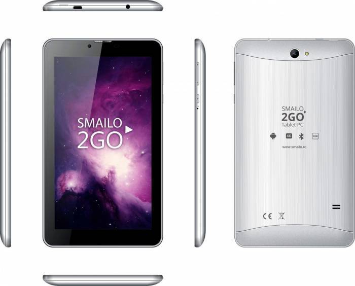 imagine 1 Tableta Smailo 2GO 7 16GB Android 7.1 Smailo2Go