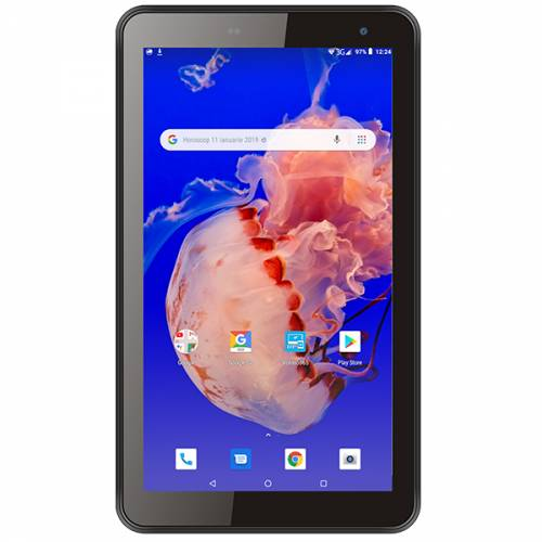 imagine 0 Tableta Vonino Pluri M7 7 16GB 3G Android Black 0763885818138