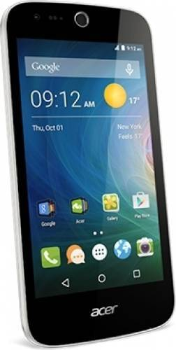 imagine 0 Telefon Mobil Acer Z330 Liquid Dual Sim White hm.hq0eu.001