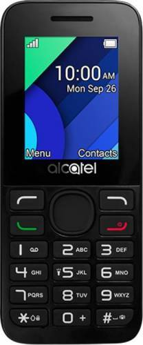 imagine 0 Telefon Mobil Alcatel 1054 Black alk1054blk