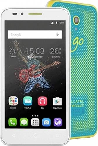 imagine 0 Telefon Mobil Alcatel GoPlay 7048X 4G White-Lime al-7048x-2eale17