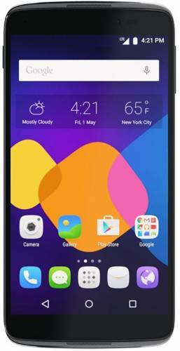 imagine 0 Telefon Mobil Alcatel Idol 3 6045K Dual SIM 4G Dark Grey al-6045k-2aalro7