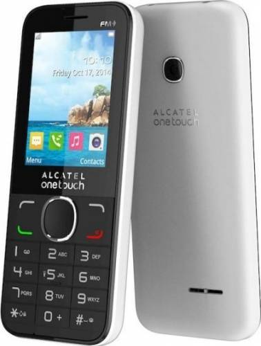 imagine 0 Telefon Mobil Alcatel 2045X White 2045x-2calro1