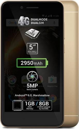 imagine 0 Telefon Mobil Allview P6 Energy Mini Dual Sim 4G Gold p6energy mg
