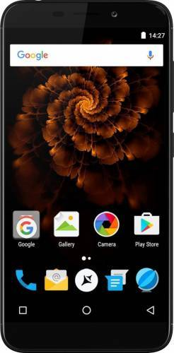 imagine 0 Telefon Mobil Allview X4 Soul Mini 16GB Dual Sim 4G Black x4soul m2gb