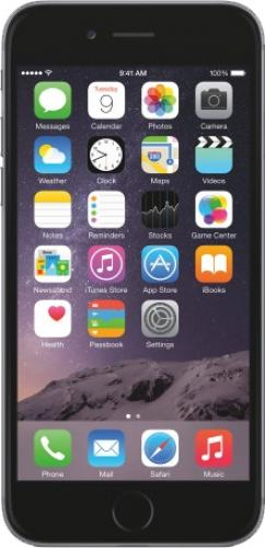 imagine 0 Telefon Mobil Apple iPhone 6 16GB Space Gray Refurbished IPH616GBGRASPGRTVR