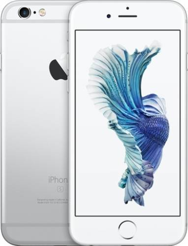 imagine 0 Telefon Mobil Apple iPhone 6s 16GB Silver tap6s16gbs