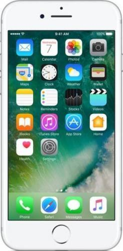 imagine 0 Telefon Mobil Apple iPhone 7 32GB Silver Refurbished IPH732GBGRASLTVR