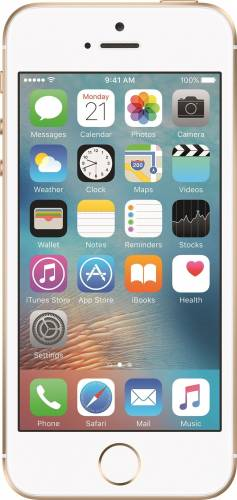 imagine 0 Telefon Mobil Apple iPhone SE 64GB Gold iphone se 64gb gold