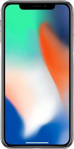 imagine 0 Telefon Mobil Apple iPhone X 256GB Silver tiphx256gbslv