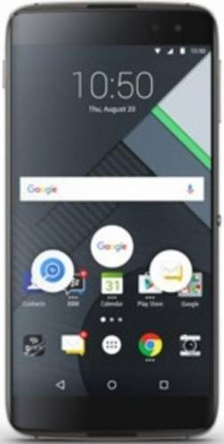 imagine 0 Telefon Mobil BlackBerry DTEK60 32GB 4G Black tbbdtek60slv