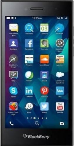 imagine 0 Telefon Mobil BlackBerry Leap Grey bbleap