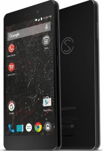 imagine 0 Telefon Mobil Blackphone 2 4G Black ilbp2bk