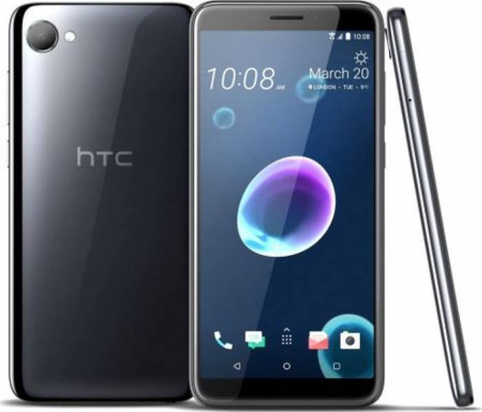 imagine 0 Telefon mobil HTC Desire 12 32GB 4G Cool Black desire 12 black
