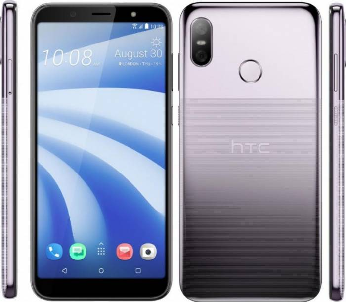 imagine 0 Telefon mobil HTC U12 Life 64GB Dual SIM 4G Twilight Purple htc u12 life purple