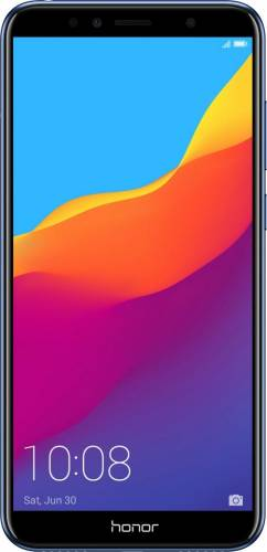 imagine 0 Telefon mobil Huawei Honor 7A 32GB Dual SIM 4G Blue Honor 7A 32GB Blue
