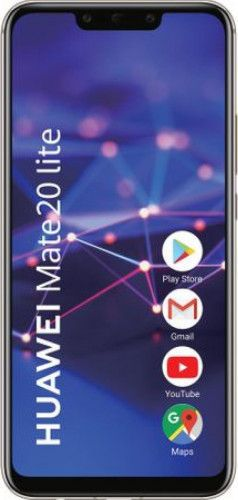 imagine 0 Telefon mobil Huawei Mate 20 Lite 64GB Dual Sim 4G Platinum Gold 51092rkt