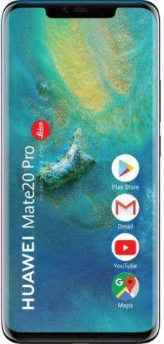 imagine 0 Telefon mobil Huawei Mate 20 Pro 128GB Dual Sim 4G Twilight 51092XA
