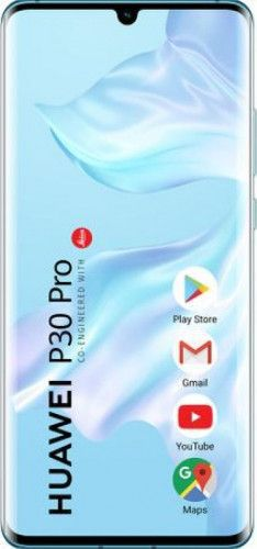 imagine 0 Telefon mobil Huawei P30 Pro 128GB Dual SIM 4G Breathing Crystal 51093SNK