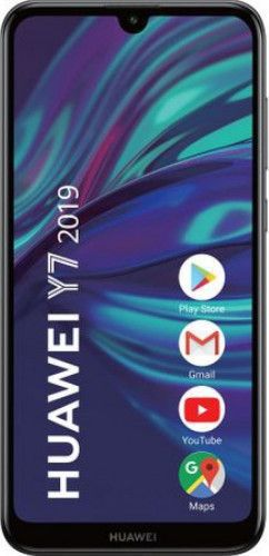 imagine 0 Telefon mobil Huawei Y7 2019 32GB Dual SIM 4G Midnight Black 51093wdd