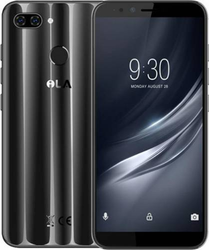 imagine 0 Telefon mobil iLa Silk 64GB Dual Sim 4G Black ilasilkblack