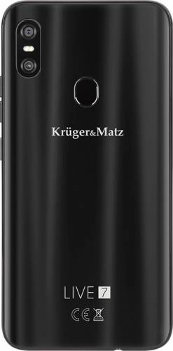 imagine 2 Telefon mobil Kruger and Matz Live 7 64GB Dual Sim 4G Negru km0461-b