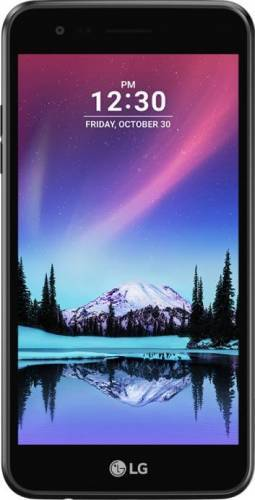 imagine 0 Telefon Mobil LG K4 2017 M160 8GB 4G Black lgm160.ahunbk