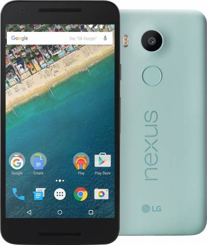imagine 0 Telefon Mobil LG Nexus 5X 32GB LTE Mint lgh791.arommy32