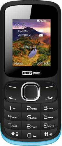 imagine 0 Telefon mobil MaxCom MM 128 Dual Sim Black mm128 black