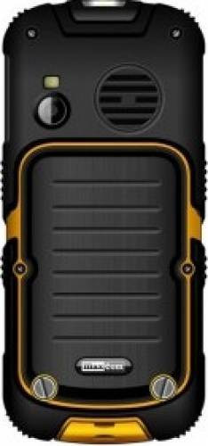 Telefon Mobil MaxCom MM 910 Strong Dual SIM Yellow-Black 5908235973005