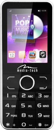 imagine 0 Telefon mobil Media-Tech 2Phone Dual SIM Grey MT857T