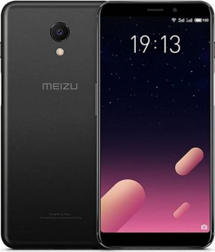 imagine 0 Telefon mobil Meizu M6S 32GB Dual Sim 4G Black m712h/32gb blk (m6s)