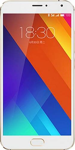 imagine 0 Telefon Mobil Meizu MX5 32GB Dual SIM Gold 121679