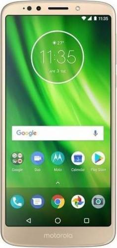 imagine 0 Telefon mobil Moto G6 Play 32GB Dual Sim 4G Fine Gold pa9w0031ro