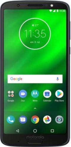 imagine 0 Telefon mobil Moto G6 Plus 64GB Dual Sim 4G Deep Indigo paav0006ro