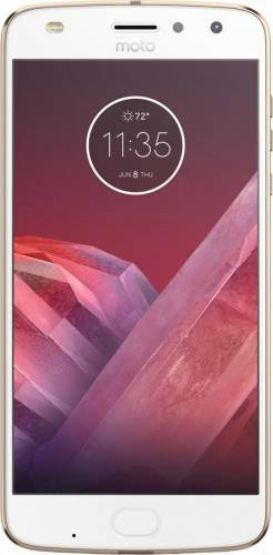 imagine 0 Telefon mobil Motorola Moto Z2 Play 64GB Dual Sim 4G Gold SM4488AJ1N6