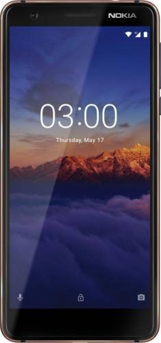 imagine 0 Telefon mobil Nokia 3.1 16GB Dual Sim 4G Blue 11es2l01a10