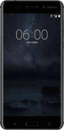 imagine 0 Telefon Mobil Nokia 6 32GB Dual Sim 4G Black 11pleb01a10