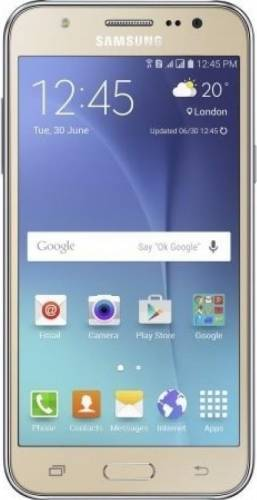 imagine 0 Telefon Mobil Samsung Galaxy J5(2016) J510F 4G Gold J510 SS gold