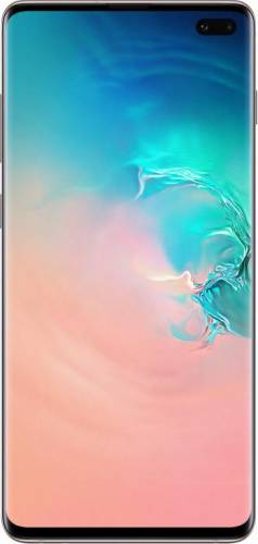 imagine 0 Telefon mobil Samsung Galaxy S10 Plus G975 1TB Dual SIM 4G Ceramic White SM-G975FCWHROM